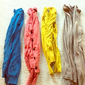 Urban Outfitters 🌈 Cardigan Bundle Lot